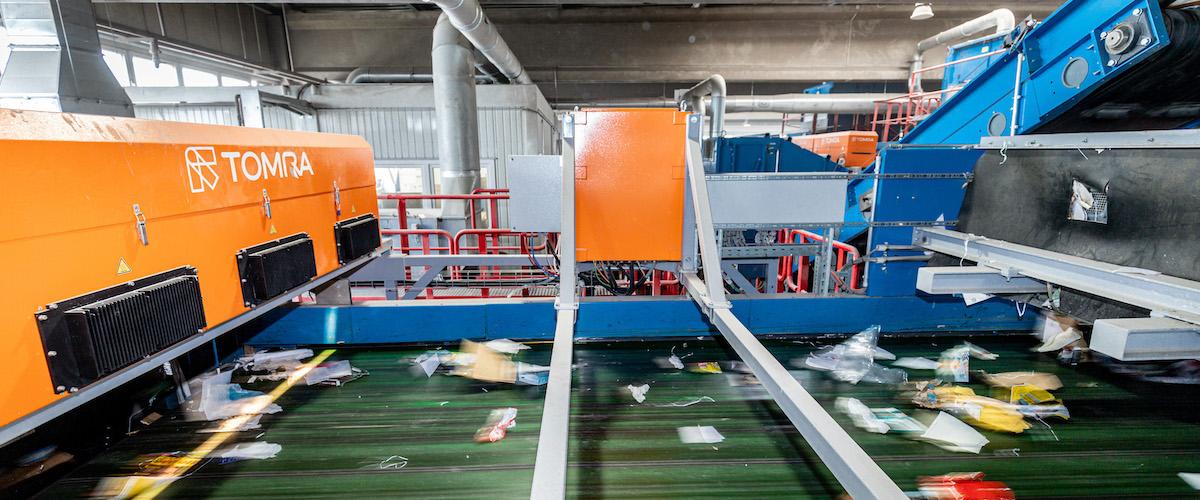 Verfahrenstechnik aktuell: PPK-Sortierung – Papier-Recycling 4.0 – damit kein Schnipsel verloren geht