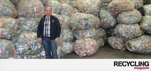 Serie: Berufe in der Abfallwirtschaft – Pfandgut in besten Händen