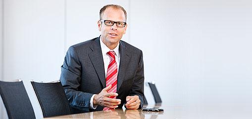 Joachim Wagner interseroh wird gestärkt aus der krise hervorgehen