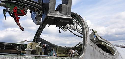 """Flugzeug-Recycling in aller Munde - Die Legende der """"fliegenden Schätze"""""""