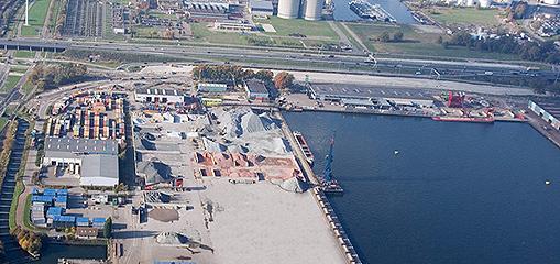 Portfolio-Neuausrichtung schreitet voran - ALBA Group baut neues Exportterminal in Amsterdam / Verkauf der INTERSEROH NRW GmbH