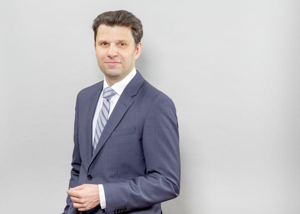 Martin Zimmermann, Vorstand Kommunikation der Renault Deutschland AG
