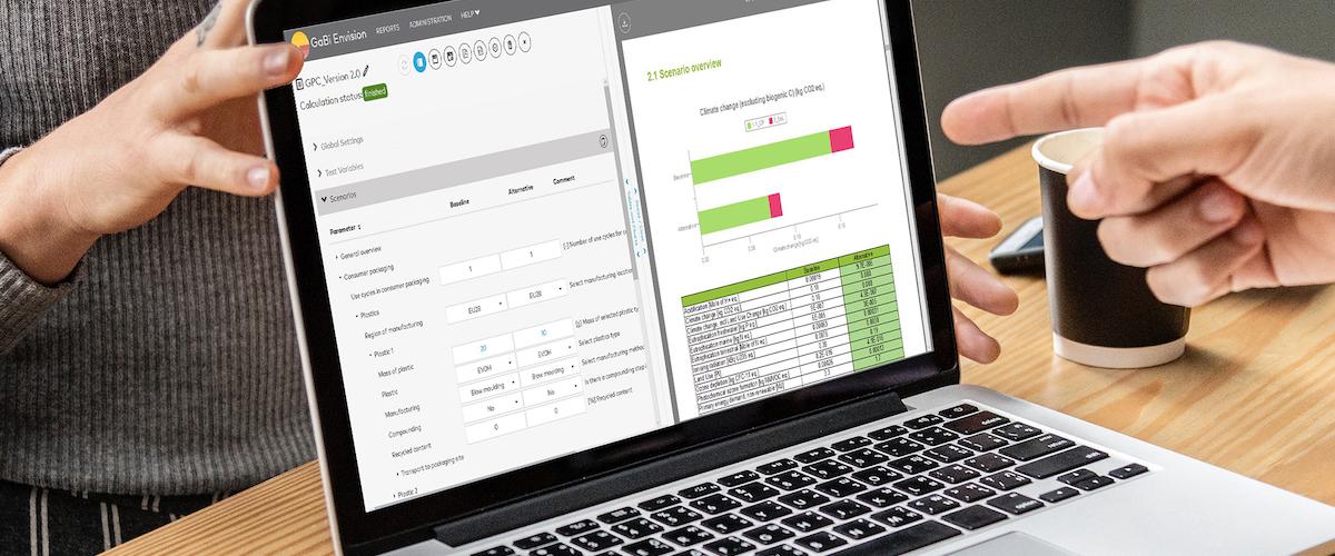 Nachhaltige Gestaltung von Verpackungen – Interseroh und Sphera entwickeln GaBi Packaging CalculatoR+