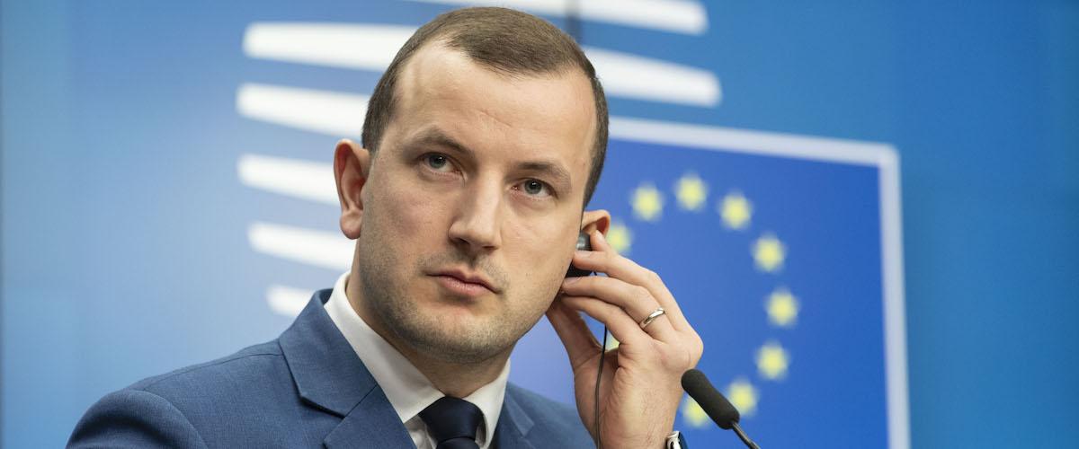EU-Umweltkommissar im Interview – Virginijus Sinkevičius: Kreislaufwirtschaft ist essenziell