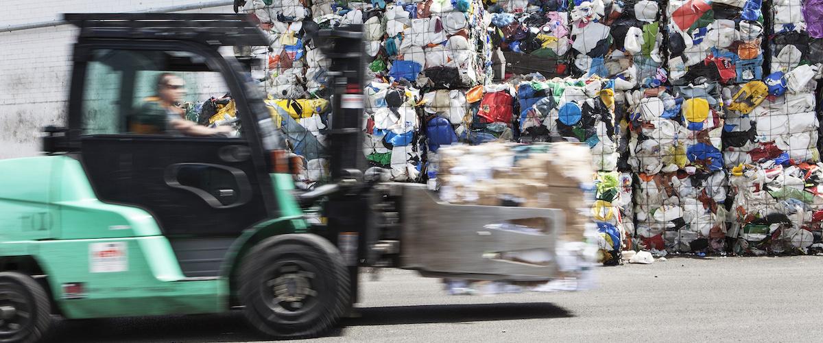Klimaschutzbericht 2019 verabschiedet – Klimaschutzbericht: Historischer Beitrag der Abfallwirtschaft