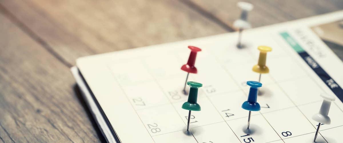 Messen, Kongresse, Preise und Umwelttage – Save the Date! Top-Termine der Nachhaltigkeit 2021