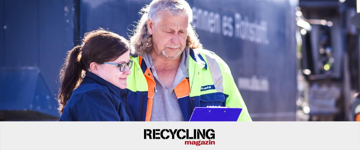 """Berufe in der Abfallwirtschaft: Niederlassungsleiterin ALBA Nord – """"Recycling steckt voller spannender Herausforderungen"""""""