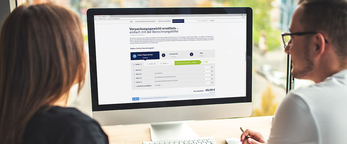 Vollzugsforderung der Zentralen Stelle – Interseroh bietet Lösungen zur einfachen Pflichterfüllung nach VerpackG