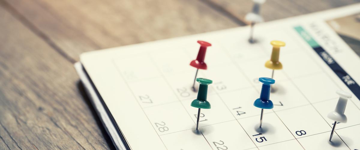 Messen, Kongresse, Events und Umwelttage – Save the Date! Top-Termine der Nachhaltigkeit 2020